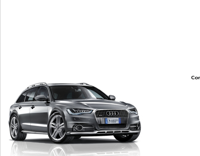 New Audi A6 allroad | Page