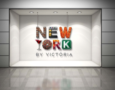 New York by Victoria