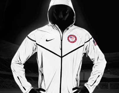NIKE USA OLYMPIC WINDRUNNER
