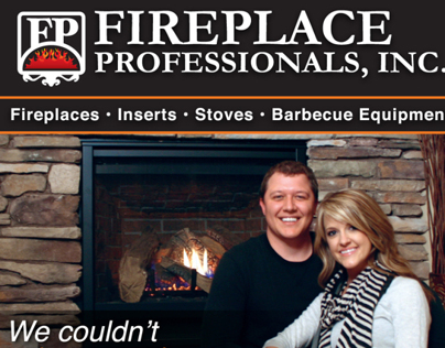 Fireplace Professionals Magazine Ad