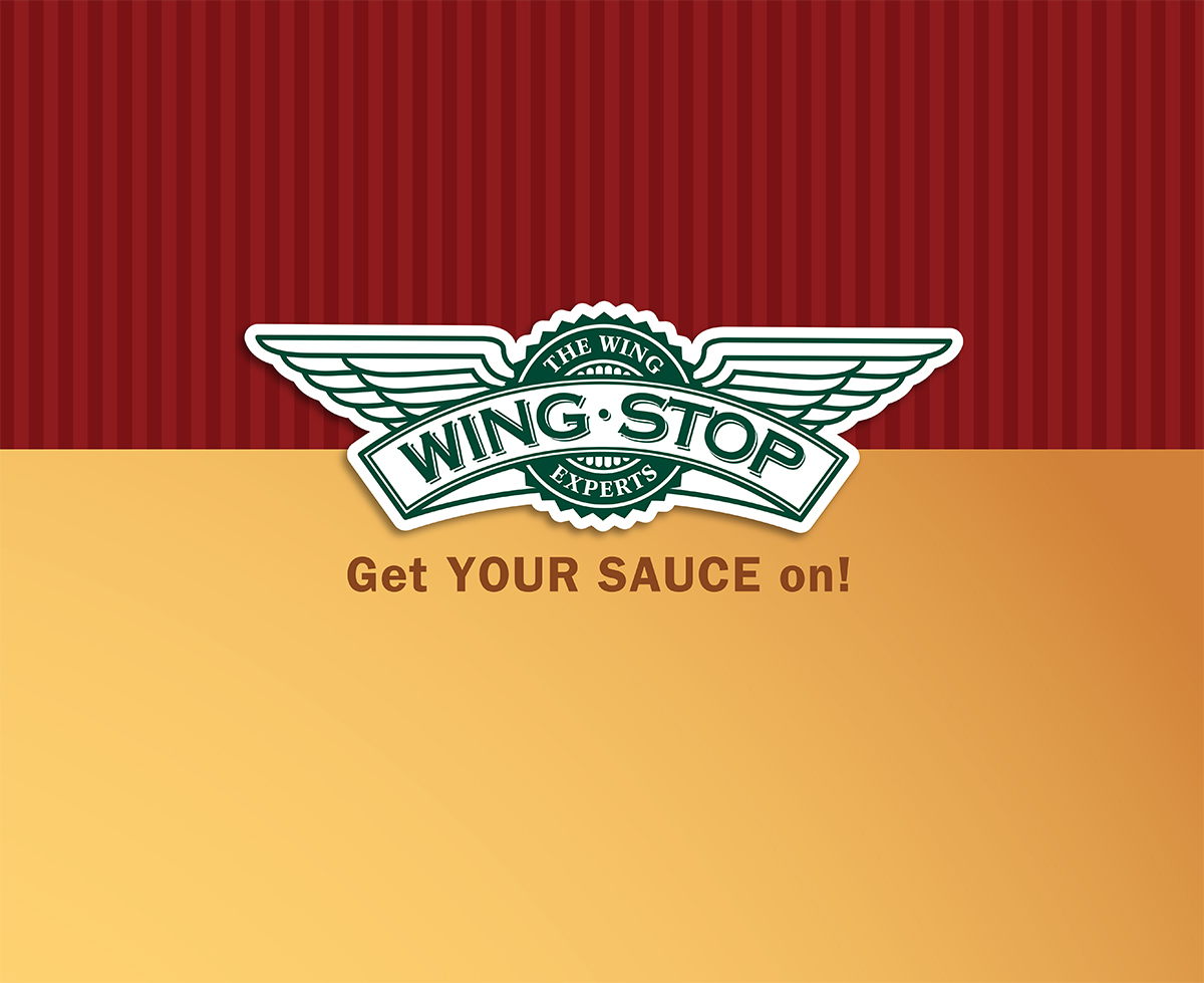 Wing Stop Restaurants OOH Campaign