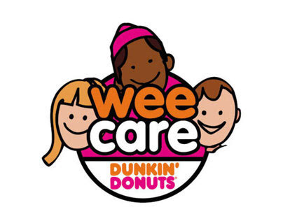 Dunkin Donuts Wee Care Logo