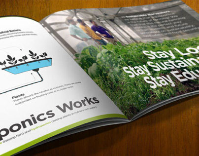 Sustainable Harvesters Brochure