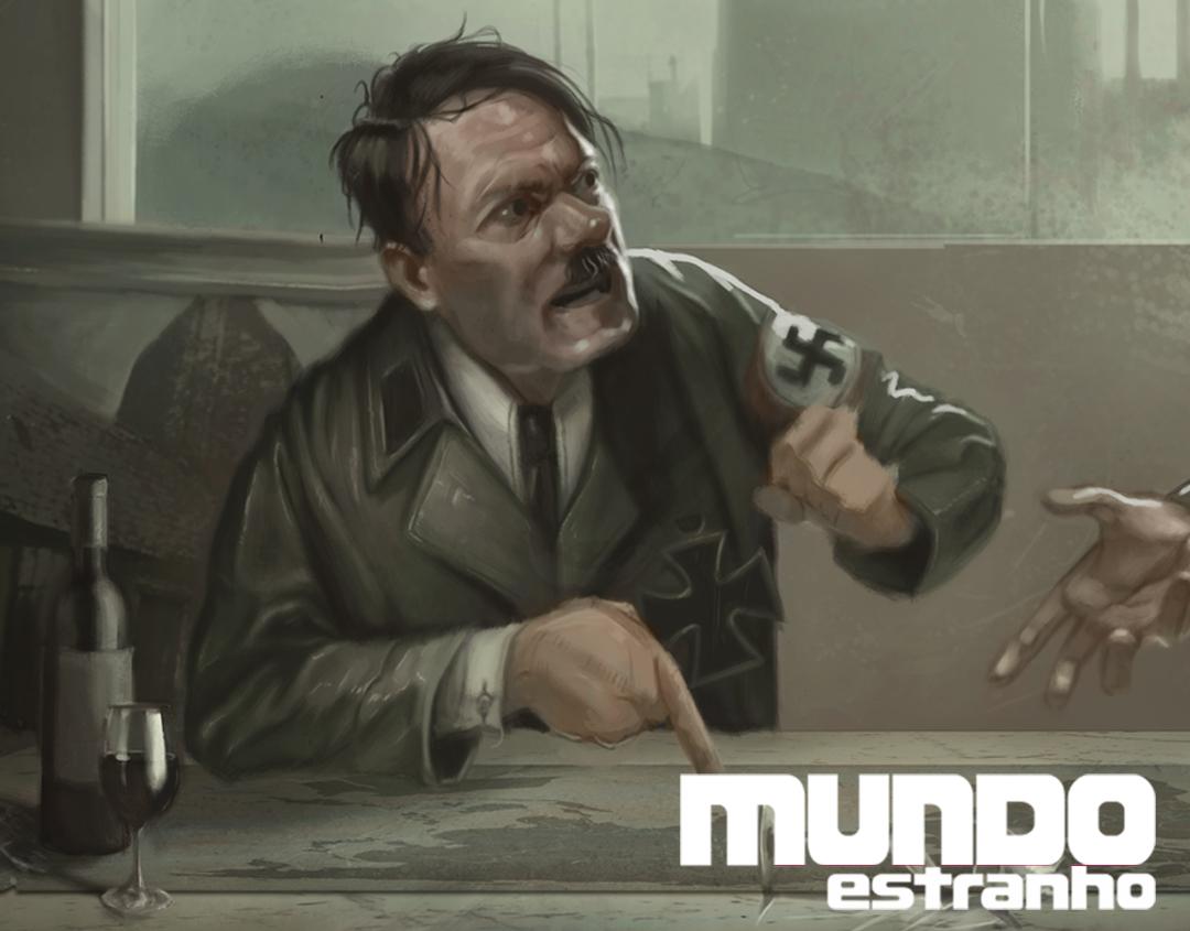Mundo Estranho #142 - Retrato Falado Hitler