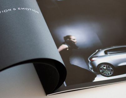 Press kit Concept Car PEUGEOT