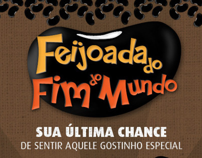 Feijoada do Fim do Mundo - Bar do Mercado