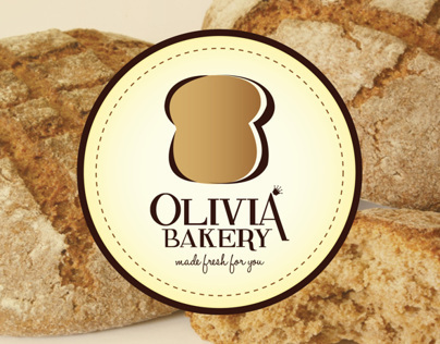 Re-Branding Olivia Bakery