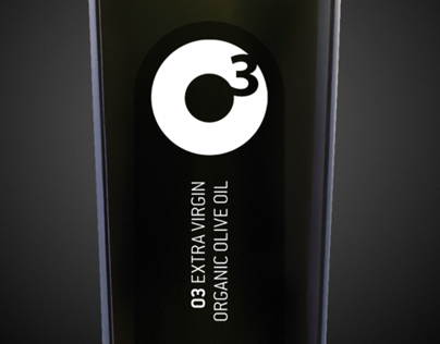 O3 Extra Virgin Organic Olive Oil