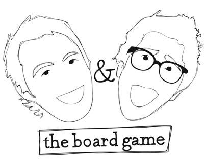 Jake & Amir, The Board Game