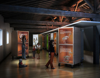 Concept Visualization for Exposition Design