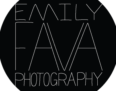 Emily Fava Photography Logo & Website
