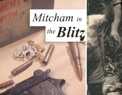 Mitcham in the Blitz