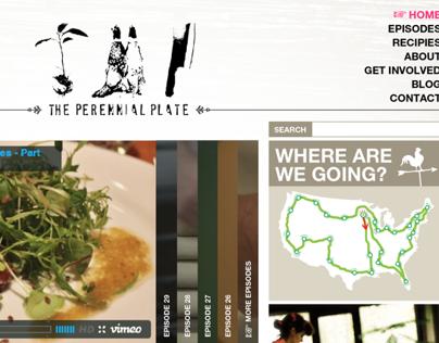 WEB: The Perennial Plate