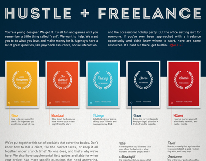 Hustle + Freelance