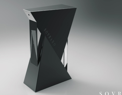 Sovrano - Perfume bottle