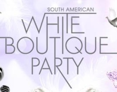 ///SOUTH AMERICAN WHITE BOUTIQUE PARTY LASER SHOW///