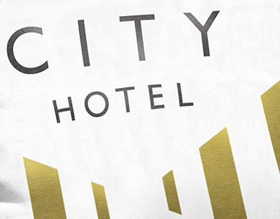 Gorsky city hotel — Logotype