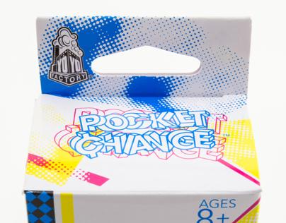 Pocket Change - Branding & Packaging