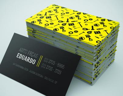 A.E. Business Card