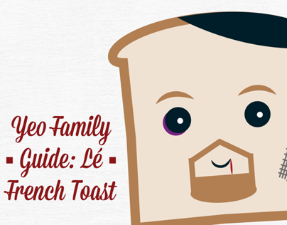 Lé French Toast: A Yeo Family Guide