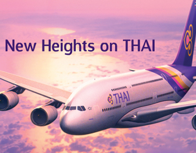 THAI Airway : A380