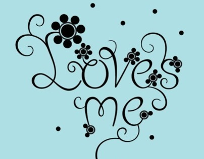 Loves Me Wallpaper