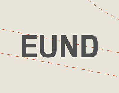 Eund - Font Family