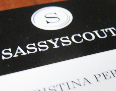 Sassyscout Fashion brand [uni project]
