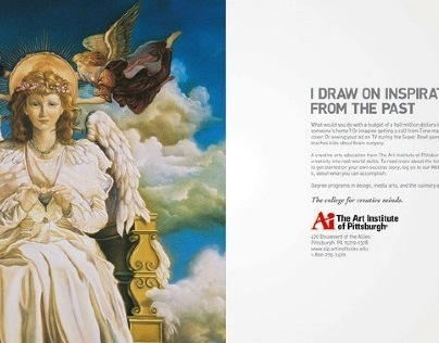 The Art Institute of Pittsburgh Awareness Campaign