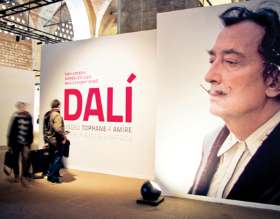Salvador Dali Exhibition
