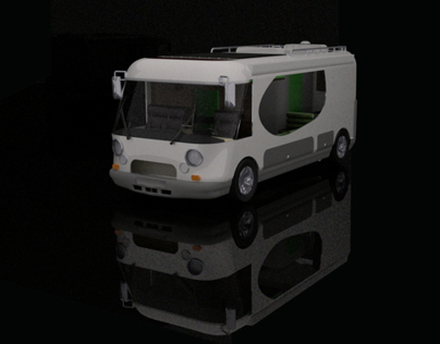 SPACEBOX Camper