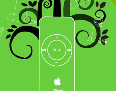 iPOD Vector Ads