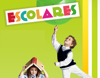 ESCOLARES / BACK TO SCHOOL / Falabella 2013