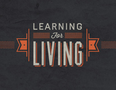 Learning For Living Brand + Website