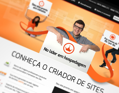 Criador de Sites LW