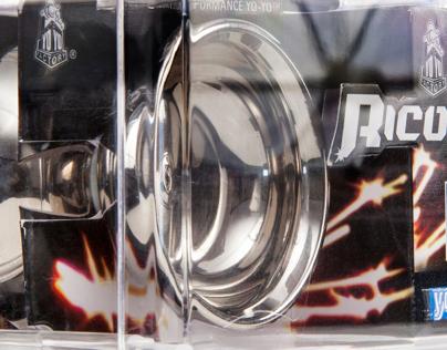 Ricochet - Branding & Packaging