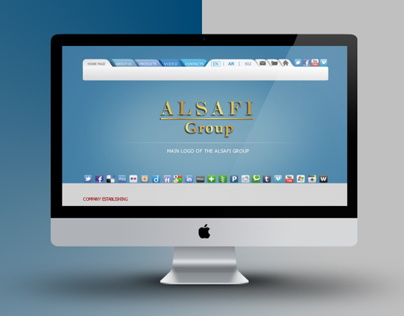 Alsafi Group - Website