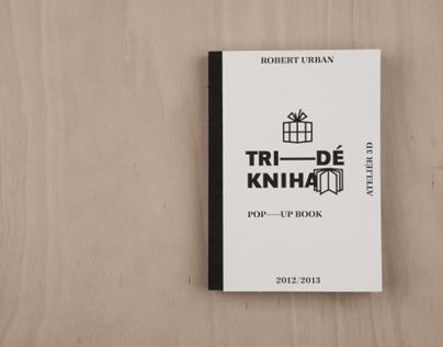 POP–UP book – design & process