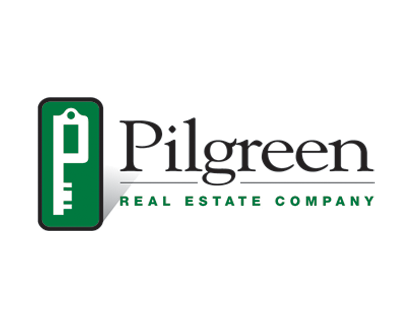 Corporate identity for Pilgreen Real Estate