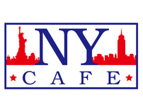 New York Cafe Logo Design