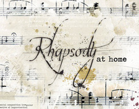 Rhapsody at Home Website