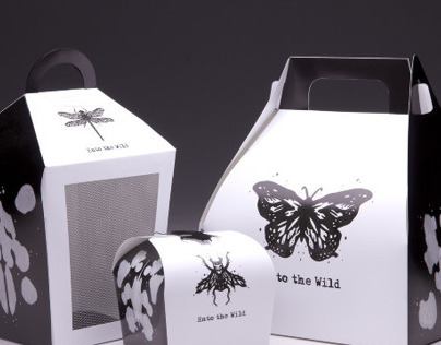 Ento the Wild Packaging