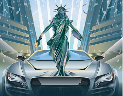 New York International Auto Show 2013-COMMISSION