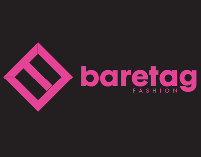 BARETAG FASHION — Logo Design