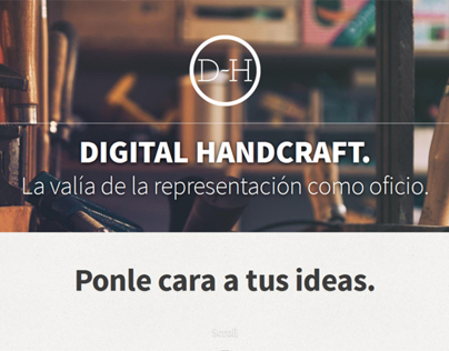 Digital Handcraft