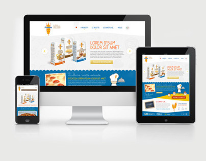 Frumenta - Responsive Website Design
