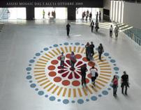 Assisi Mosaic - Logo Design