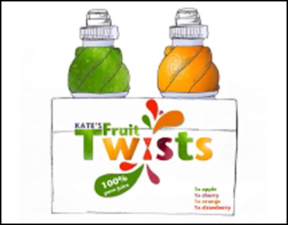 Good Creative - Kate's Fruit Twists