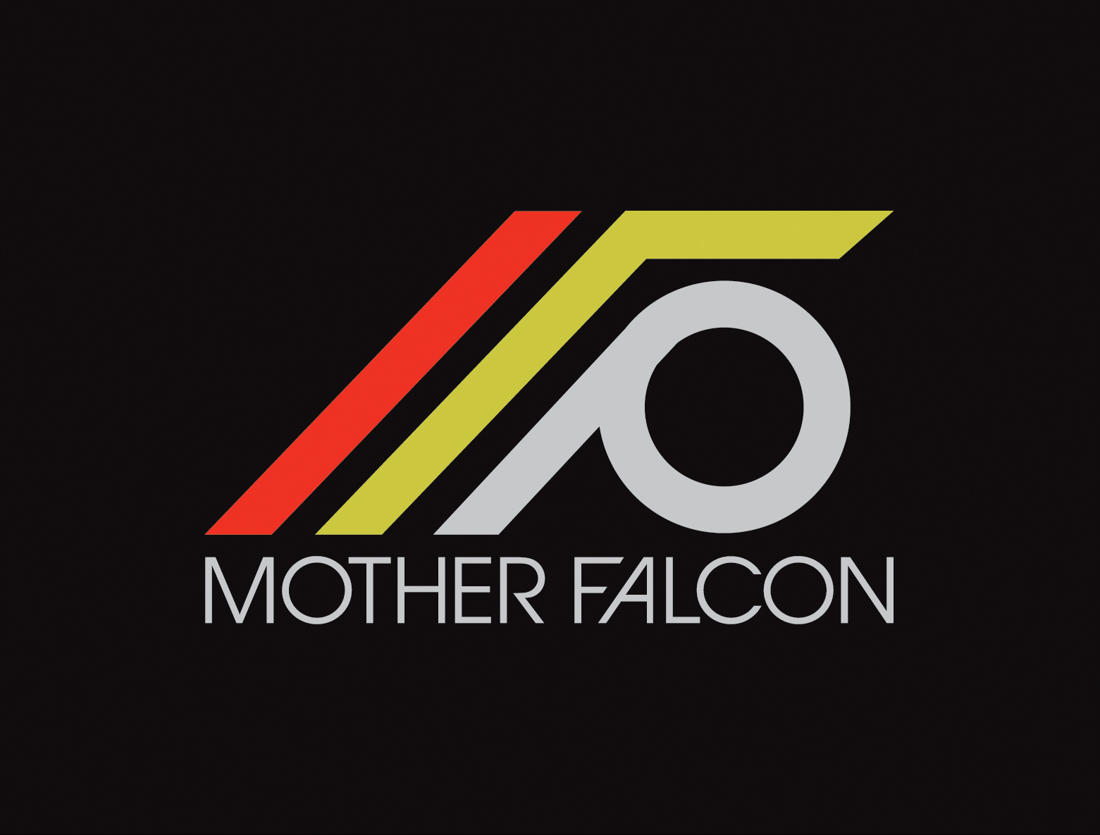Mother Falcon Clothing Logo Design