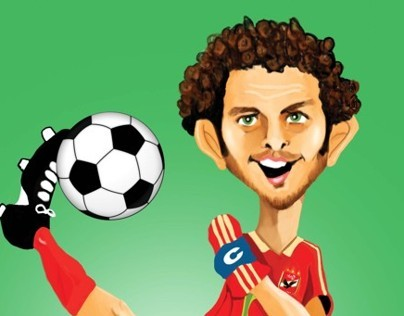 Ahly Official stores- Ahly Cartoons
